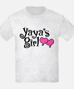 Yaya's Girl T-Shirt