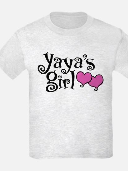 Yaya's Girl T-Shirt