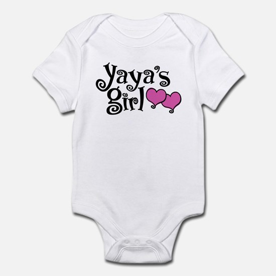 Yaya's Girl Infant Bodysuit