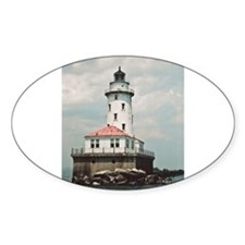 Chicago Navy Pier Lighthouse Decal