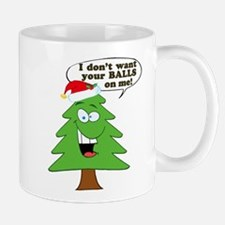 Christmas Tree Harassment Mugs
