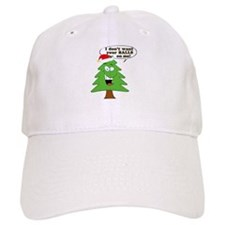 Christmas Tree Harassment Baseball Cap