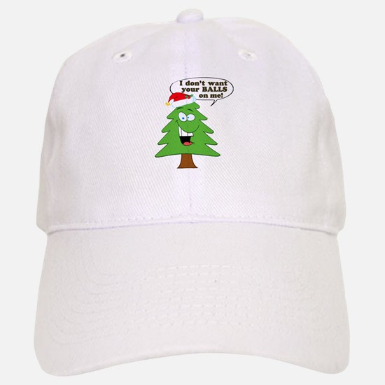 Christmas Tree Harassment Cap