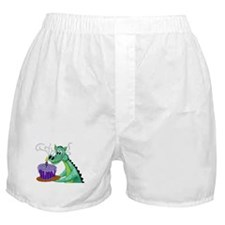 Birthday Dragon Boxer Shorts