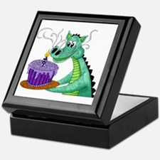 Birthday Dragon Keepsake Box