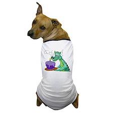 Birthday Dragon Dog T-Shirt