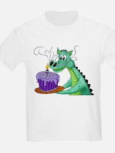 Birthday Dragon T-Shirt