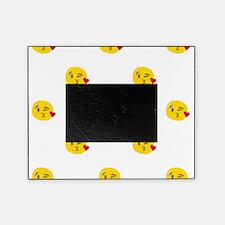 love emoji Picture Frame
