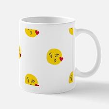 love emoji Mugs