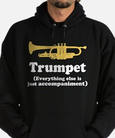 Trumpet--everything else is just acc Hoody