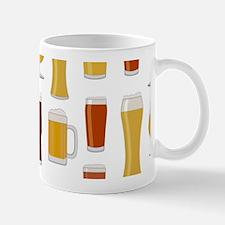 Beer Lover Print Mug