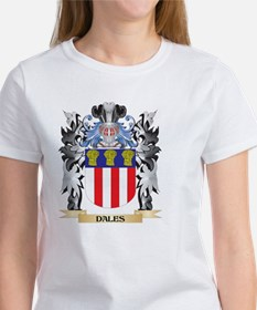 Dales Coat of Arms - Family Crest T-Shirt