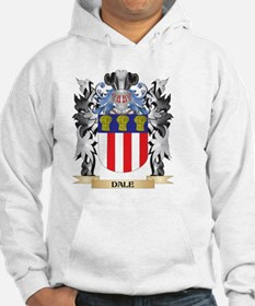 Dale Coat of Arms - Family Crest Hoodie