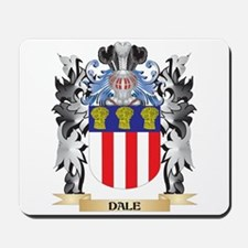 Dale Coat of Arms - Family Crest Mousepad