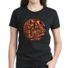 Newspaper Rock Petroglyph Ancient Art T-Shirt