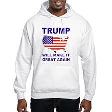 Trump will make it great again Hoodie