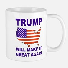 Trump will make it great again Mugs