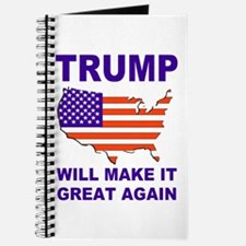 Trump will make it great again Journal