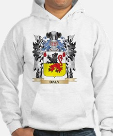 Daly Coat of Arms - Family Crest Hoodie