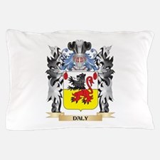 Daly Coat of Arms - Family Crest Pillow Case