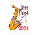 Jazz Festival Post Cards