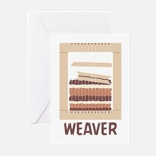Weaver Greeting Cards