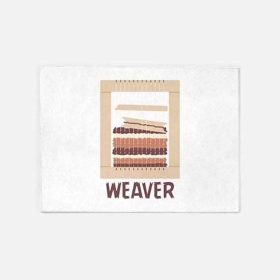 Weaver 5'x7'Area Rug