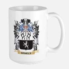 Daniels- Coat of Arms - Family Crest Mugs