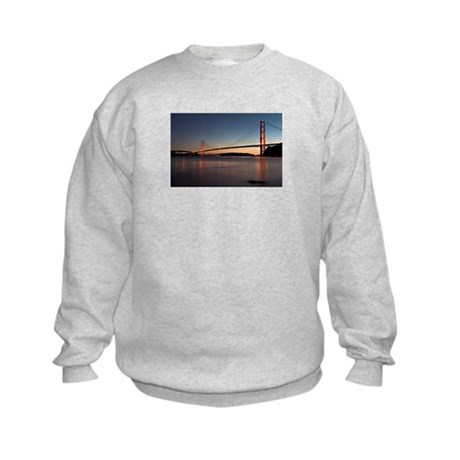Golden Gate Bridge Kids Sweatshirt