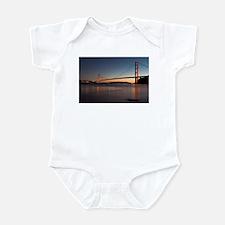 Golden Gate Bridge Infant Bodysuit
