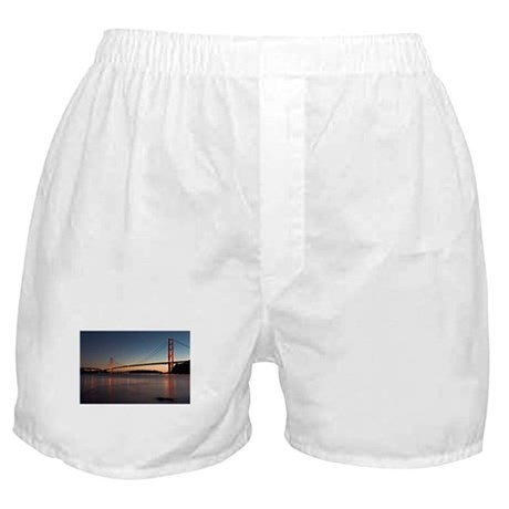 Golden Gate Bridge Boxer Shorts