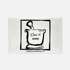 Class 09 Rectangle Magnet (100 pack)