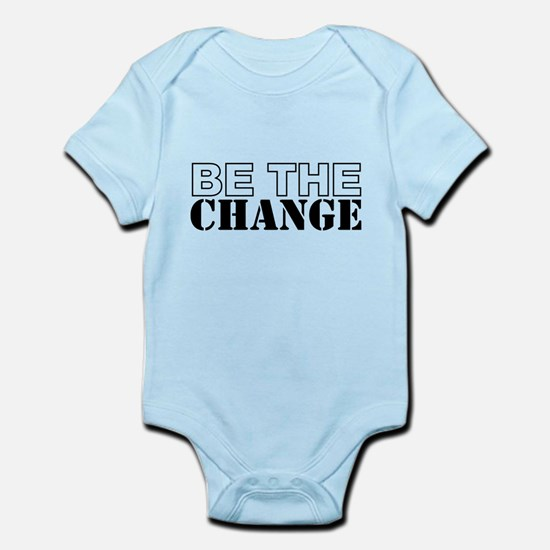 Be The Change Body Suit