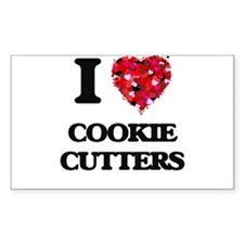 I love Cookie Cutters Decal