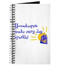 Housekeeper Appreciation Journal
