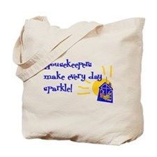 Housekeeper Appreciation Tote Bag