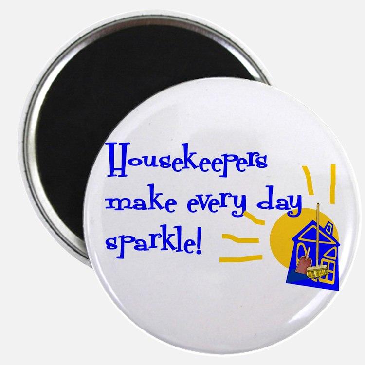 Housekeeper Appreciation Magnet