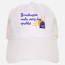 Housekeeper Appreciation Baseball Baseball Cap