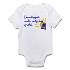 Housekeeper Appreciation Infant Bodysuit