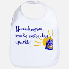 Housekeeper Appreciation Bib