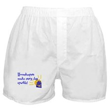 Housekeeper Appreciation Boxer Shorts