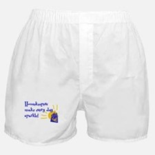 Housekeeper Appreciation Boxer Shorts