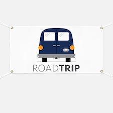 Road Trip Banner