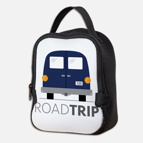 Road Trip Neoprene Lunch Bag