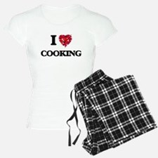 I love Cooking Pajamas