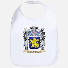 Darrell Coat of Arms - Family Crest Bib