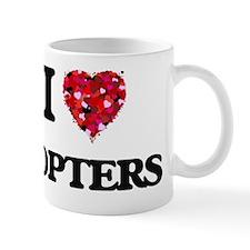 I love Copters Mug