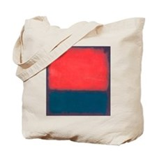 ROTHKO RED AND BLUE Tote Bag