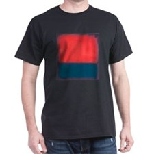 ROTHKO RED AND BLUE T-Shirt