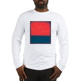 Fine art rothko Long Sleeve T-shirts